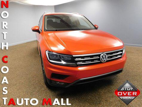 2018 Volkswagen Tiguan SEL in Bedford, Ohio