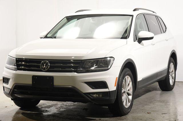 2018 Volkswagen Tiguan SE w/ Heated Seats