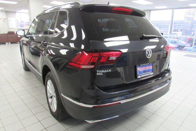 2018 Volkswagen Tiguan SEL W/ BACK UP CAM Chicago, Illinois 6