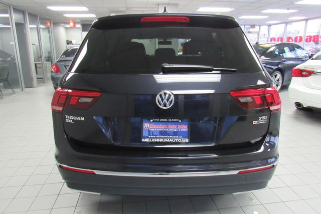 2018 Volkswagen Tiguan SEL W/ BACK UP CAM Chicago, Illinois 7