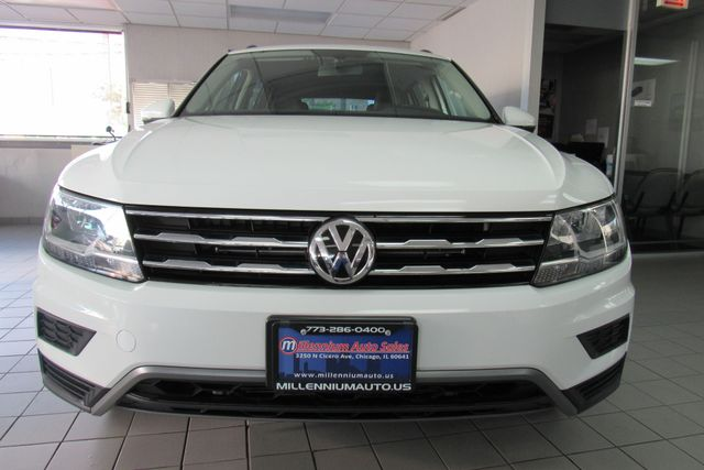 2018 Volkswagen Tiguan SE W/ BACK UP CAM Chicago, Illinois 1