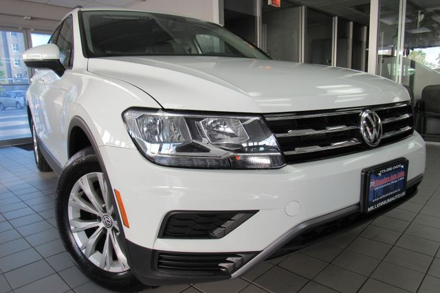 2018 Volkswagen Tiguan SE W/ BACK UP CAM Chicago, Illinois
