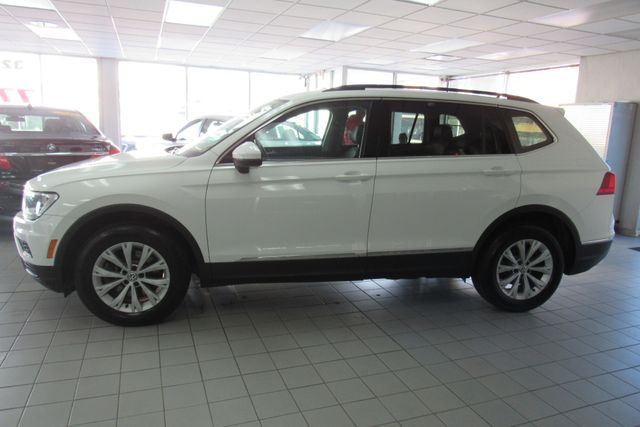 2018 Volkswagen Tiguan SE W/ BACK UP CAM Chicago, Illinois 3