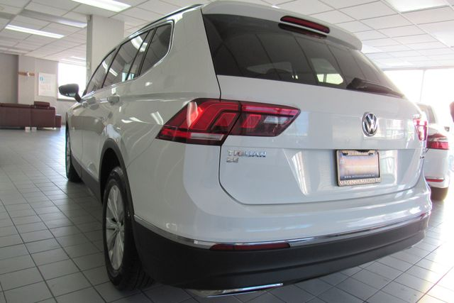2018 Volkswagen Tiguan SE W/ BACK UP CAM Chicago, Illinois 4