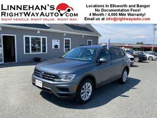 2018 Volkswagen Tiguan S in Bangor, ME 04401