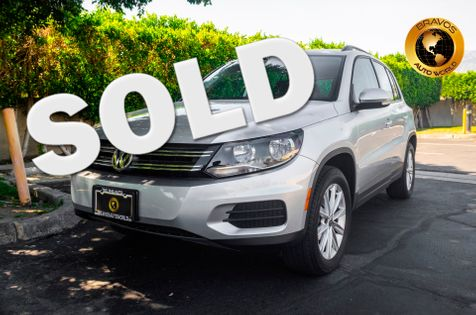 2018 Volkswagen Tiguan Limited 2.0 Turbo in cathedral city