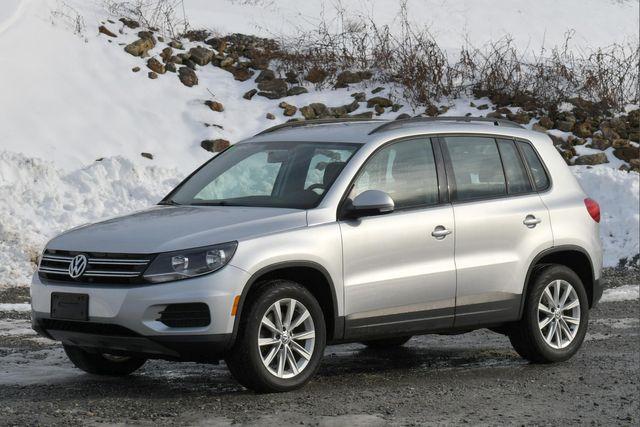 2018 Volkswagen Tiguan Limited Naugatuck, Connecticut 2