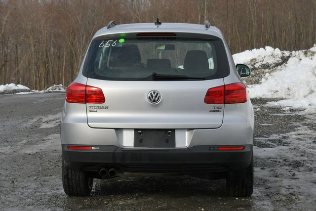 2018 Volkswagen Tiguan Limited Naugatuck, Connecticut 5