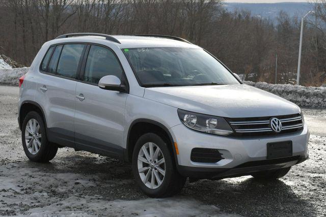 2018 Volkswagen Tiguan Limited Naugatuck, Connecticut 8
