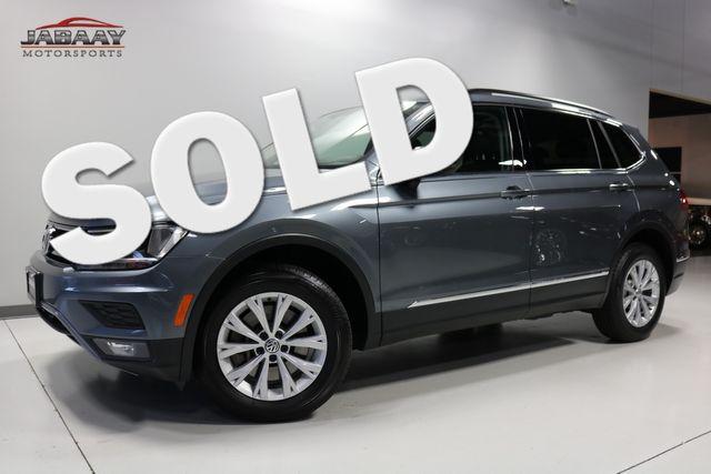 2018 Volkswagen Tiguan SE Merrillville, Indiana 0
