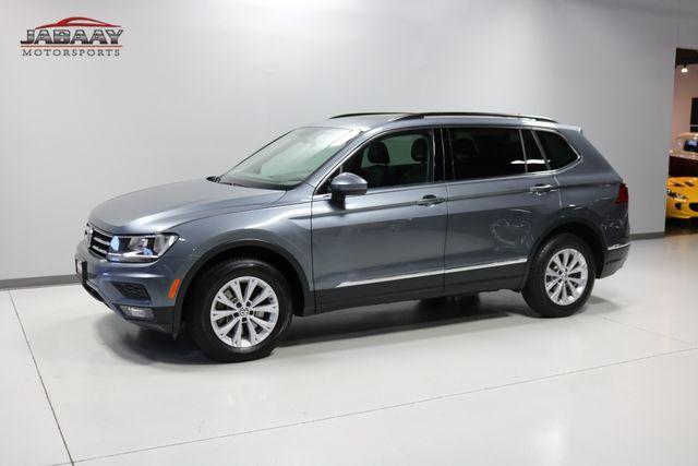 2018 Volkswagen Tiguan SE Merrillville, Indiana 35