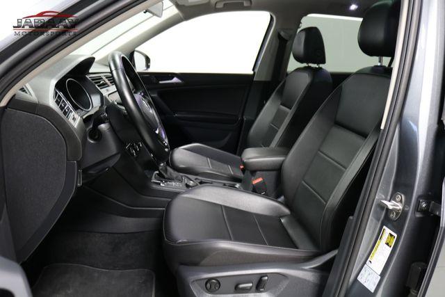 2018 Volkswagen Tiguan SE Merrillville, Indiana 10