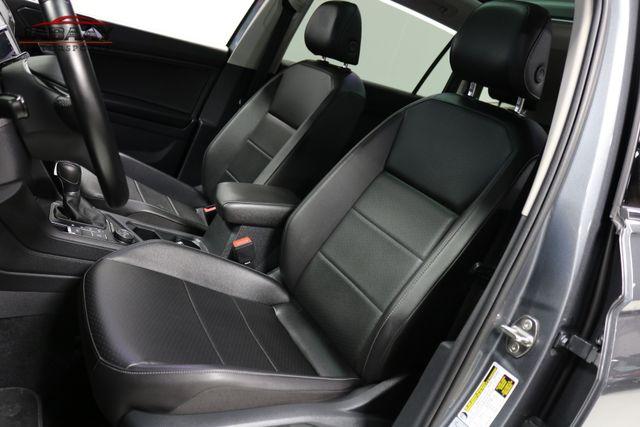 2018 Volkswagen Tiguan SE Merrillville, Indiana 11
