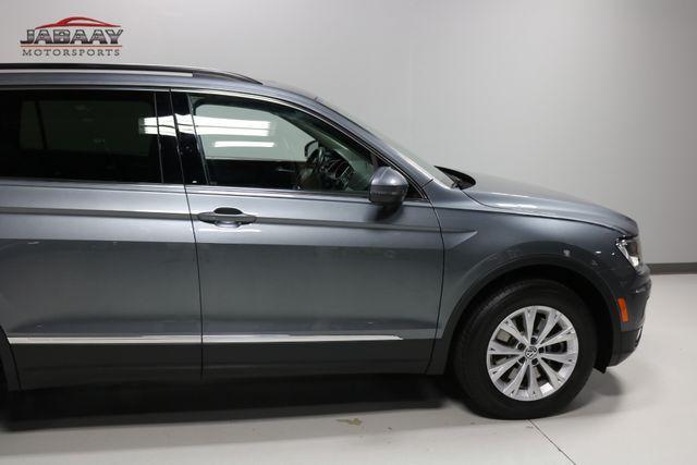 2018 Volkswagen Tiguan SE Merrillville, Indiana 40