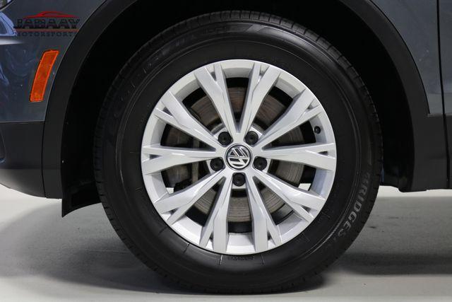 2018 Volkswagen Tiguan SE Merrillville, Indiana 45