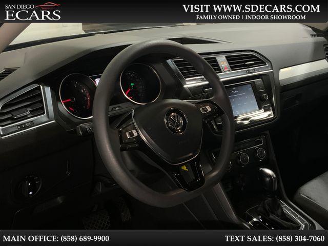 2018 Volkswagen Tiguan S in San Diego, CA 92126