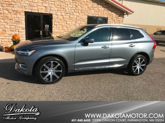 2018 Volvo XC60 Inscription Farmington, MN 0