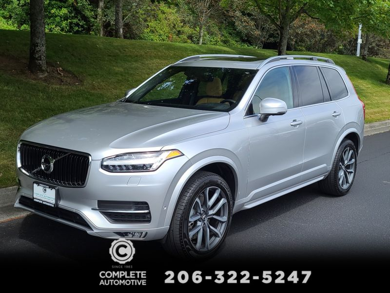 2018 Volvo XC90 T5 Momentum AWD 9835 Local Miles Great Options Save 18000  city Washington  Complete Automotive  in Seattle, Washington