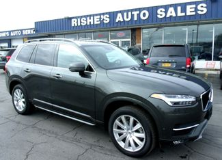 2018 Volvo XC90 AWD Turbo! Momentum!  7 Pass Loaded with Options, | Rishe's Import Center in Ogdensburg  NY