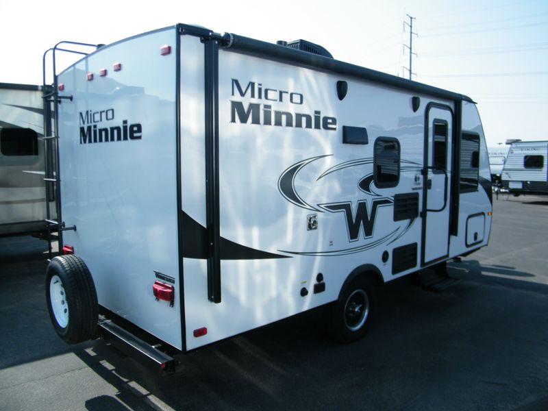 2018 Winnebago Micro Minnie 1700BH  in Surprise, AZ