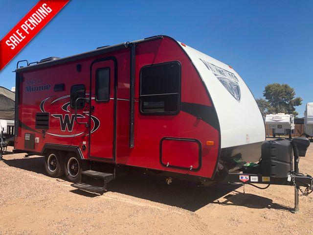 2018 Winnebago Micro Minnie 2106FBS   in Surprise-Mesa-Phoenix AZ