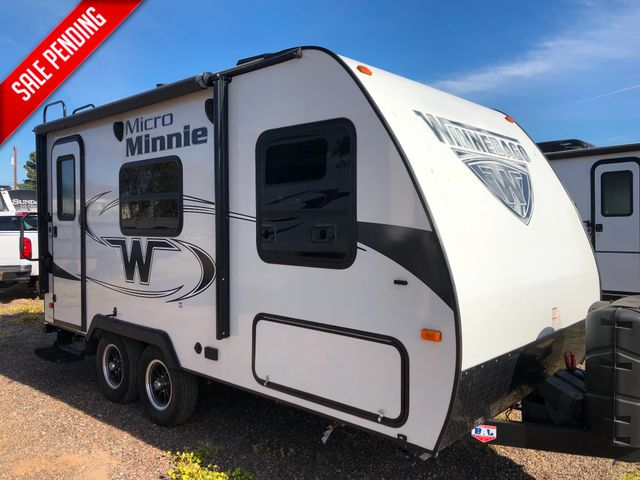 2018 Winnebago Micro Minnie 1706FB  in Surprise-Mesa-Phoenix AZ