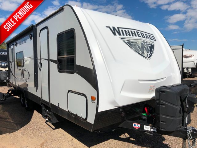 2018 Winnebago Minnie 2401RG  in Surprise-Mesa-Phoenix AZ