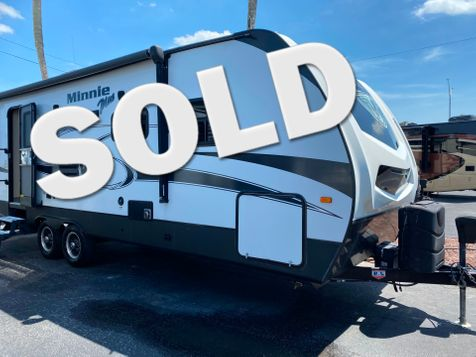 2018 Winnebago Minnie Plus 26RBSS  in Clearwater, Florida