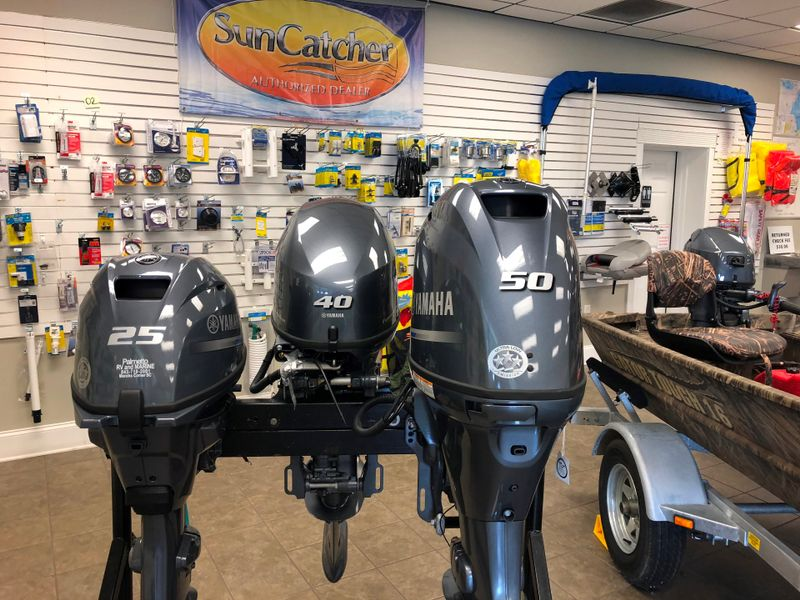 2018 Yamaha F25SMHC   in Charleston, SC