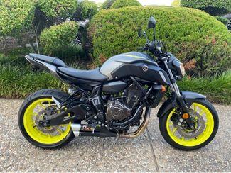2018 Yamaha MT-07 in McKinney, TX 75070