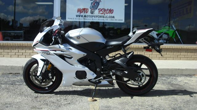 2018 Yamaha YZF R6