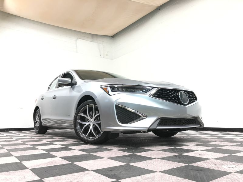 2019 Acura ILX *2019 Acura ILX Technology Package*7.5k Miles!* | The Auto Cave in Addison