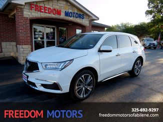 2019 Acura MDX w/Technology Pkg in Abilene,Tx, Texas 79605