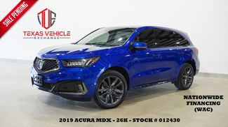2019 Acura MDX w/Technology/A-Spec Pkg ROOF,NAV,HTD/COOL LTH,26K in Carrollton, TX 75006