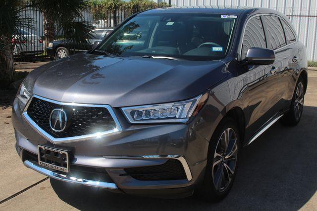 2019 Acura MDX w/Technology Pkg in Houston, Texas 77057