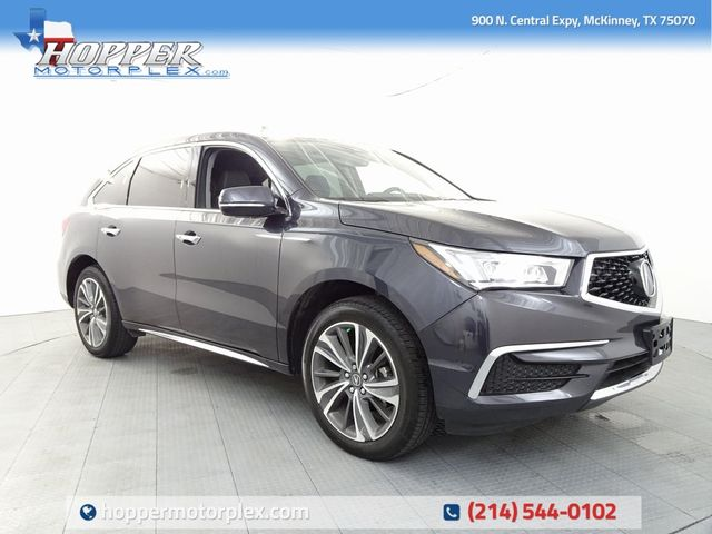 2019 Acura MDX 3.5L Technology Package w/Technology Package