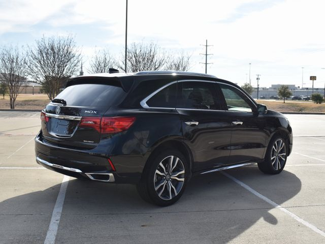2019 Acura MDX 3.5L Advance Package SH-AWD in McKinney, Texas 75070