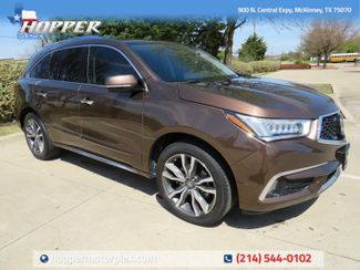 2019 Acura MDX 3.5L Advance Package in McKinney, Texas 75070