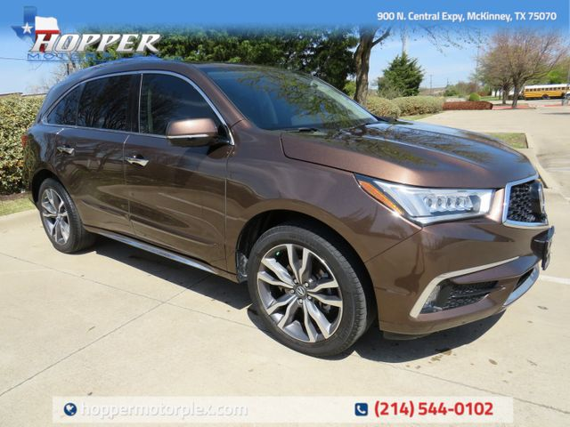 2019 Acura MDX 3.5L Advance Package