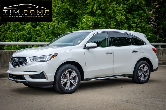 2019 Acura MDX sunroof navigation 1 owner clean carax