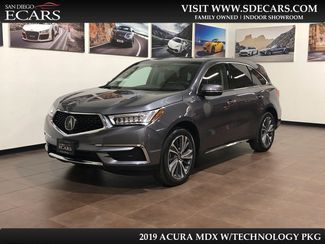2019 Acura MDX w/Technology Pkg in San Diego, CA 92126