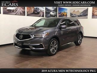2019 Acura MDX w/Technology Pkg in San Diego, CA 92126