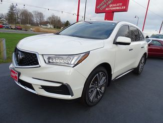 2019 Acura MDX w/Technology Pkg in Valparaiso, Indiana 46385