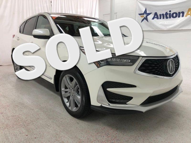 2019 Acura RDX w/Advance Pkg   Bountiful, UT   Antion Auto in Bountiful UT