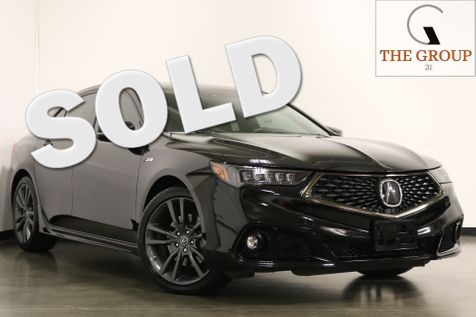 2019 Acura TLX w/A-Spec Pkg in Mansfield