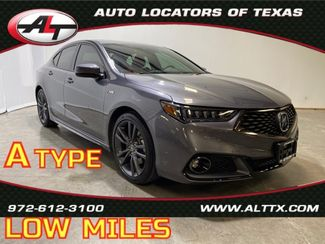 2019 Acura TLX w/A-Spec Pkg Red Leather in Plano, TX 75093