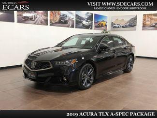 2019 Acura TLX w/A-Spec Pkg in San Diego, CA 92126