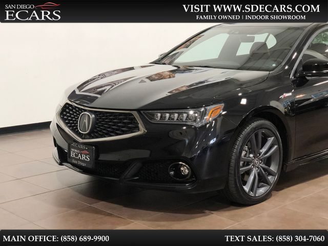 2019 Acura TLX w/A-Spec Pkg in San Diego, CA 92126