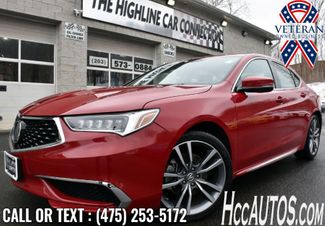 2019 Acura TLX w/Technology Pkg Waterbury, Connecticut