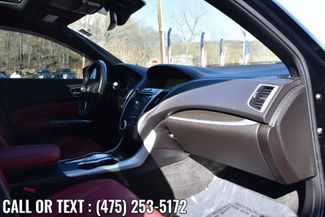 2019 Acura TLX w/A-Spec Pkg Red Leather Waterbury, Connecticut 22
